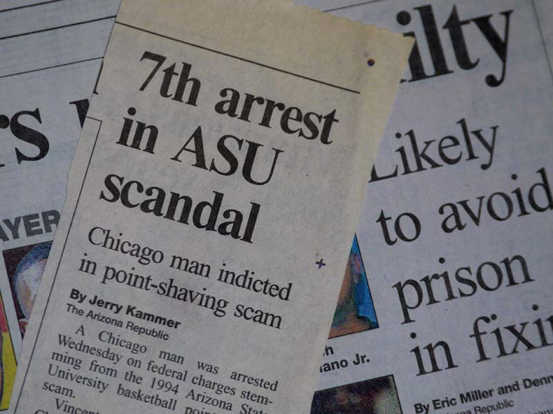 Asu basketball gambling scandal terribles casino st joe mo